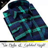 Professionally offer casual plaid stretch cotton latest shirt designs for men 2013