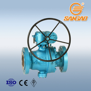 wholesale industrial pipe oil gas steam 8 inch ball valve floating full bore ball valve cf3m ball valve