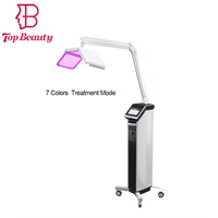 Top Beauty PDT LED Light Therapy Photon skin rejuvenation bleaching machine