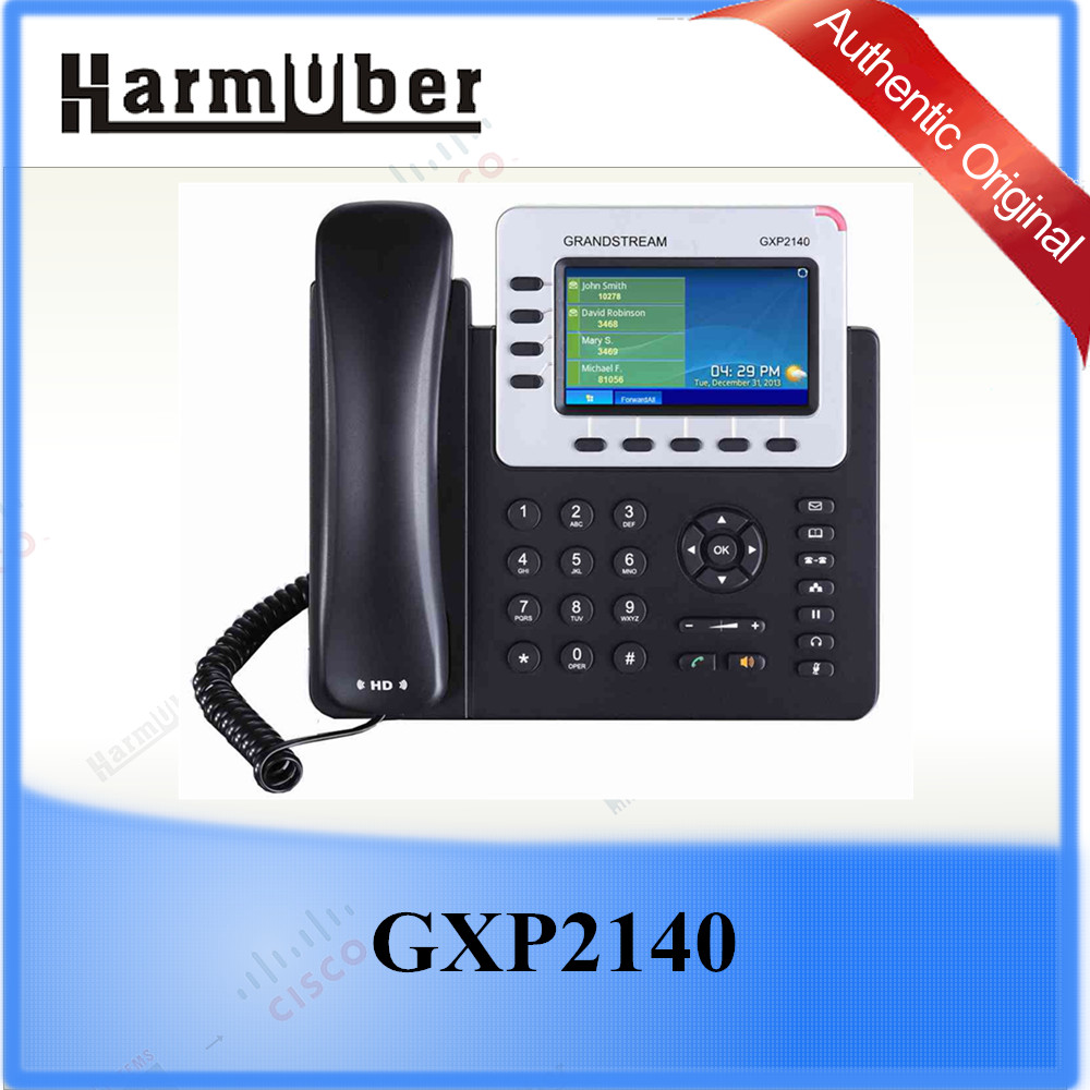High-End IP Phone Grandstream GXP2140