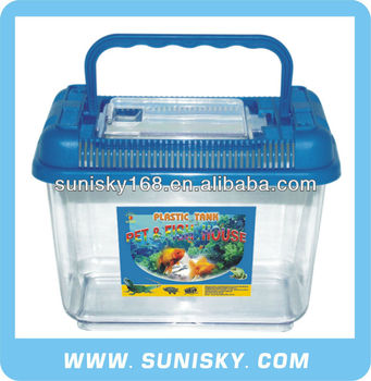 plastic fish tank buy fish tank plastic fish tank open top pet carrier product on alibaba