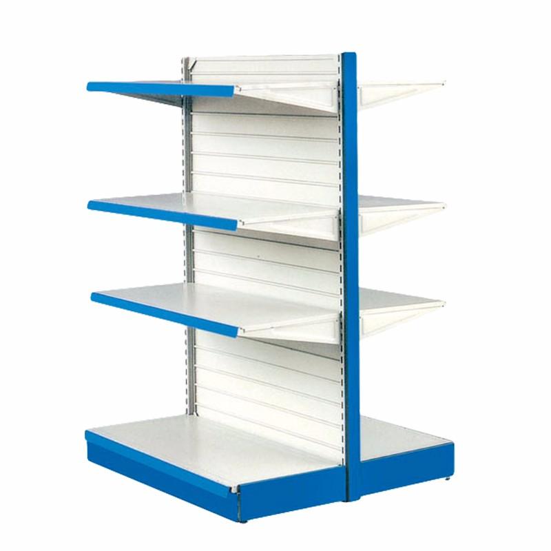 Venta al por mayor estantes de metal super mercadoCompre online los