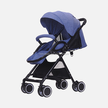 New Design Cotton Baby Carriler Mini Aluminum Alloy Can Be On Airplane Baby Strollers Factory