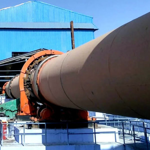 China Small Best Cement Rotary Kiln Manufacturer