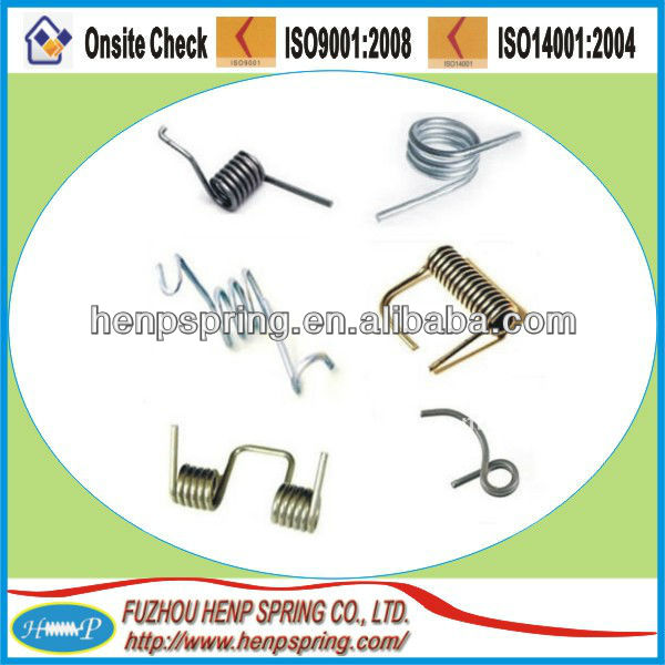 twist and torsion spring