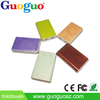 Guoguo 2.1A Output 11000mAh Fast Charging Dual USB Power Bank, portable power pack with LED light