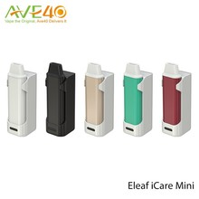 Eleaf iCare Mini 2300mAh PCC Starter Kit VS iCare mini, Super Affordable Tiny Devices with All-In-One Desi from Ave40