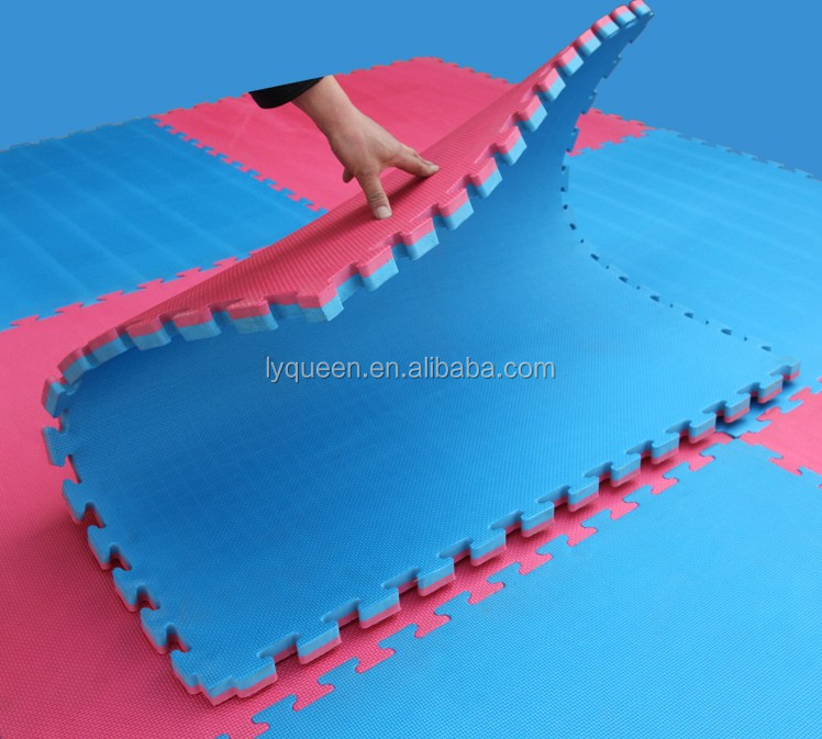 yoga gym fitness eva foam floor mat tatami mats