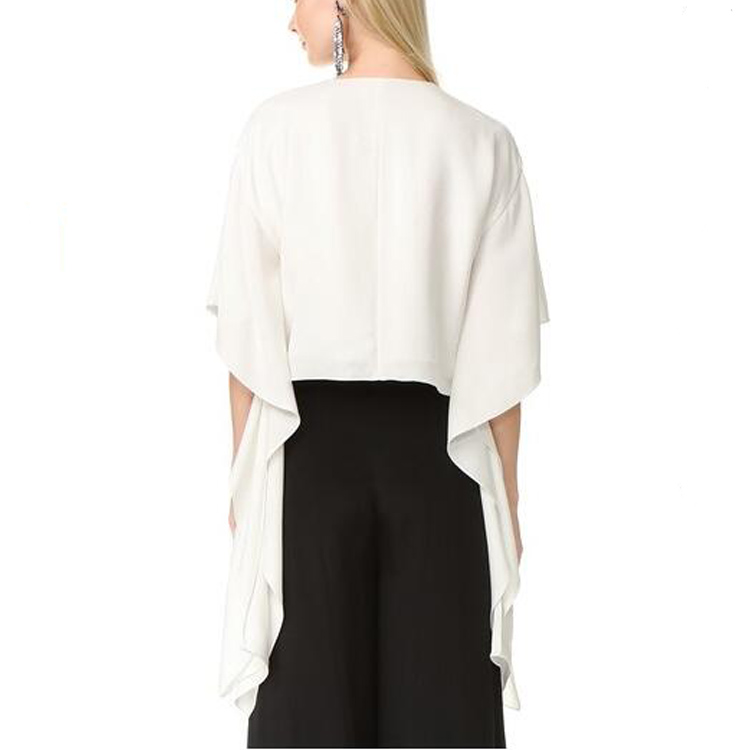 4f66660da54 Chinese Clothing Manufacturers Womens Office Wear Semi Formal Tops And  Blouses