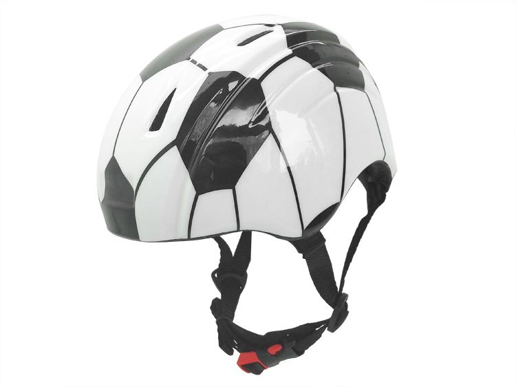 Super Lightweight In Mold Kids Bicycle Helmet 7