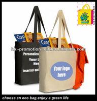 cotton book bag promotional bag tote bag