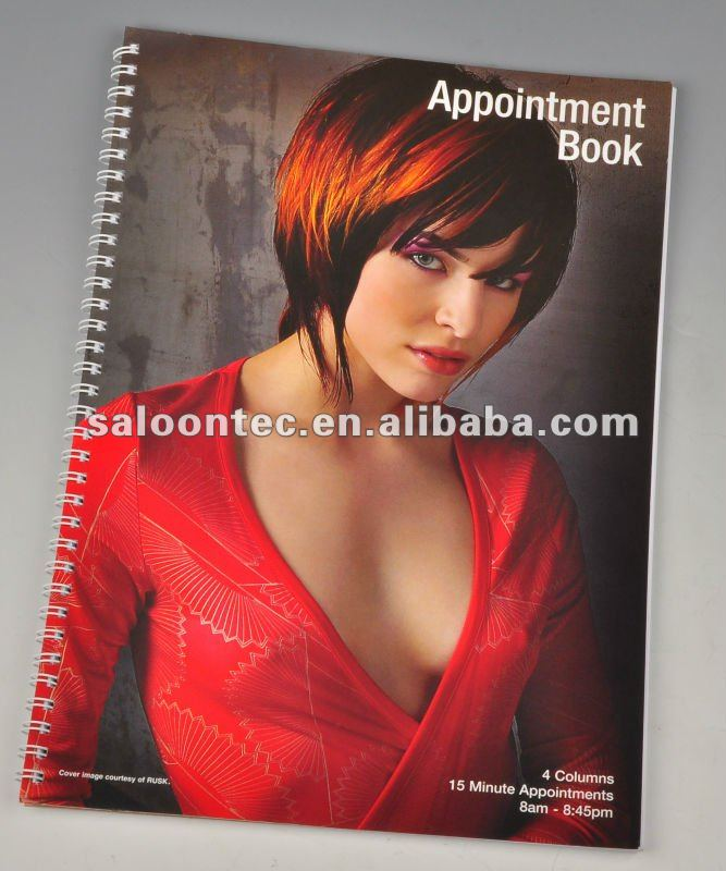 Salon Accounts Book