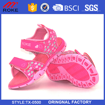 d25d776589e Jinijang Little Girl s Sandal Factory Low Price Girls Sandal Shoes ...