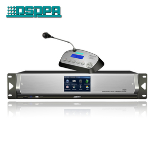 DSPPA D62 Series Smart Digital Conference voting System