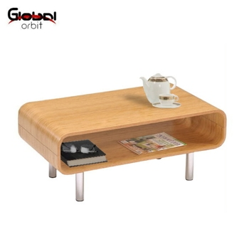 Bentwood Coffee Table Wooden Tea Living Room Furniture Modern Product On Alibaba
