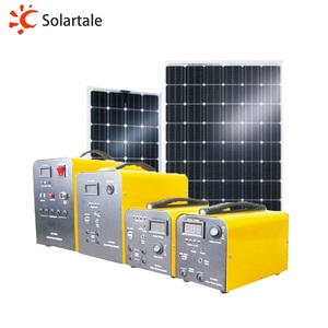 SolarTale 5kw china solar panels energy system with MPPT inverter
