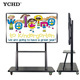 YCZX Best Selling OEM ODM Wholesale Price High Quality 65'' multi touch screen LED All-in-one PC smart interactive whiteboard