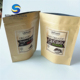 stand up food grade organic super-food mixed dried fruit powder packaging plastic bags