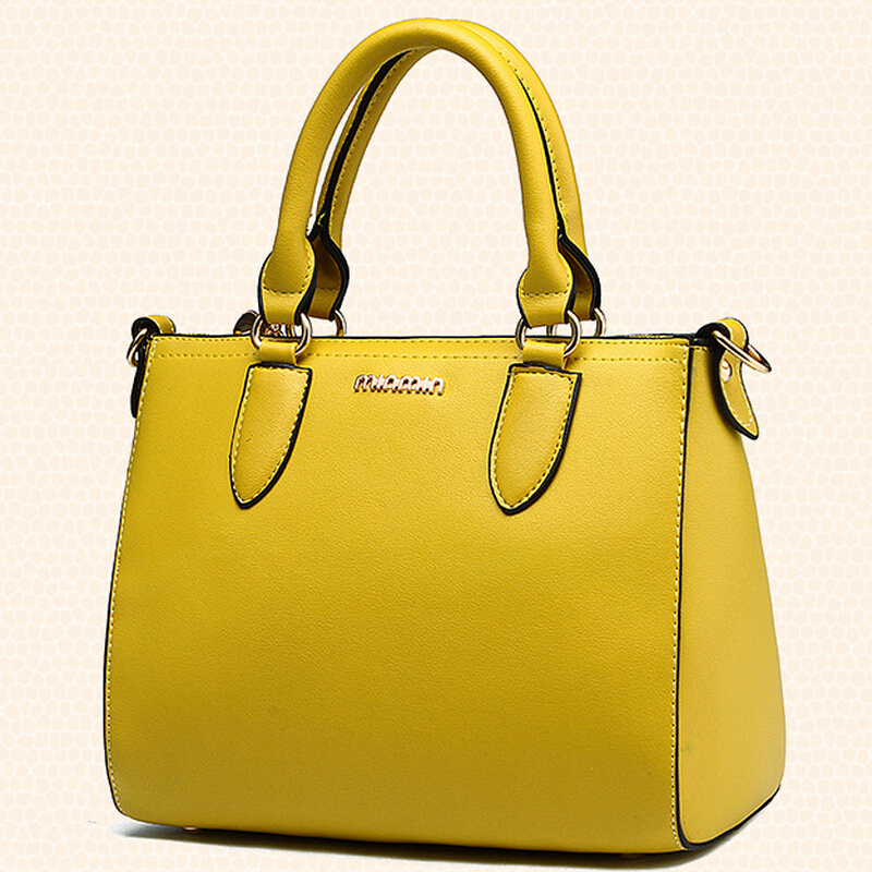 Buy Women PU leather Handbags Women  39 s Shoulder Bags ladies Casual Tote  Top-Handle Women Messenger Bag package in Cheap Price on m.alibaba.com e978aa9e03284