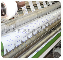 Alibaba supplier mechanical LLDPE plastic stretch wrapping film