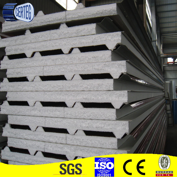Insulated Concrete Forms Interior Wall Icf Composite Eps Sandwich Panel -  Buy Eps Cement Sandwich Panel,Eps Sandwich Panel,Eps Sandwich Wall Panel
