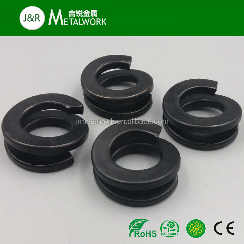 ASME/ANSI B 18.21.3 Wood Structural Double Coiled Spring Lock Washer