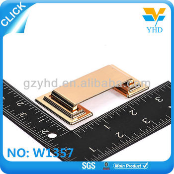 hardware wholesale custom fashion bag parts and accessories