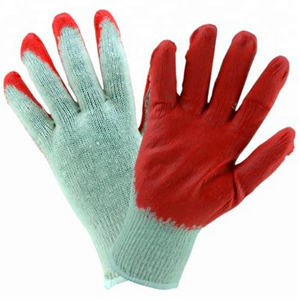 NEWSAIL Economy Latex Coated Knitted Working Gloves