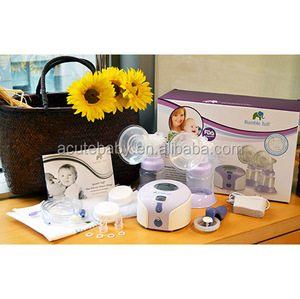 FDA approved LCD Electric Breast Milk Pump Feeding Product