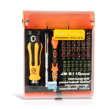 2016 salable jakemy 71 in 1 screwdriver set Home appliance toolkit