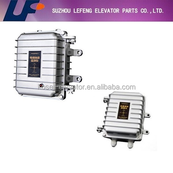 lift earthquake sensor, lift seismic sensor, elevator safety parts