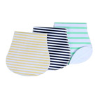 High Quality Organic Cotton Baby bibs Baby Burp cloths