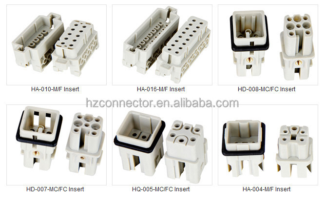 whole sales heavy duty industrial connector