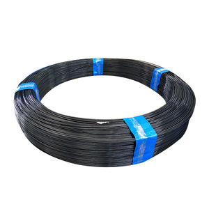 low price high carbon railway fastener spring steel wire for return spring