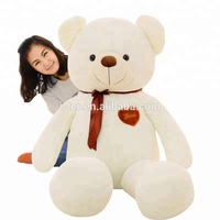 Alibaba china giant teddy bear multi color plush toys for children