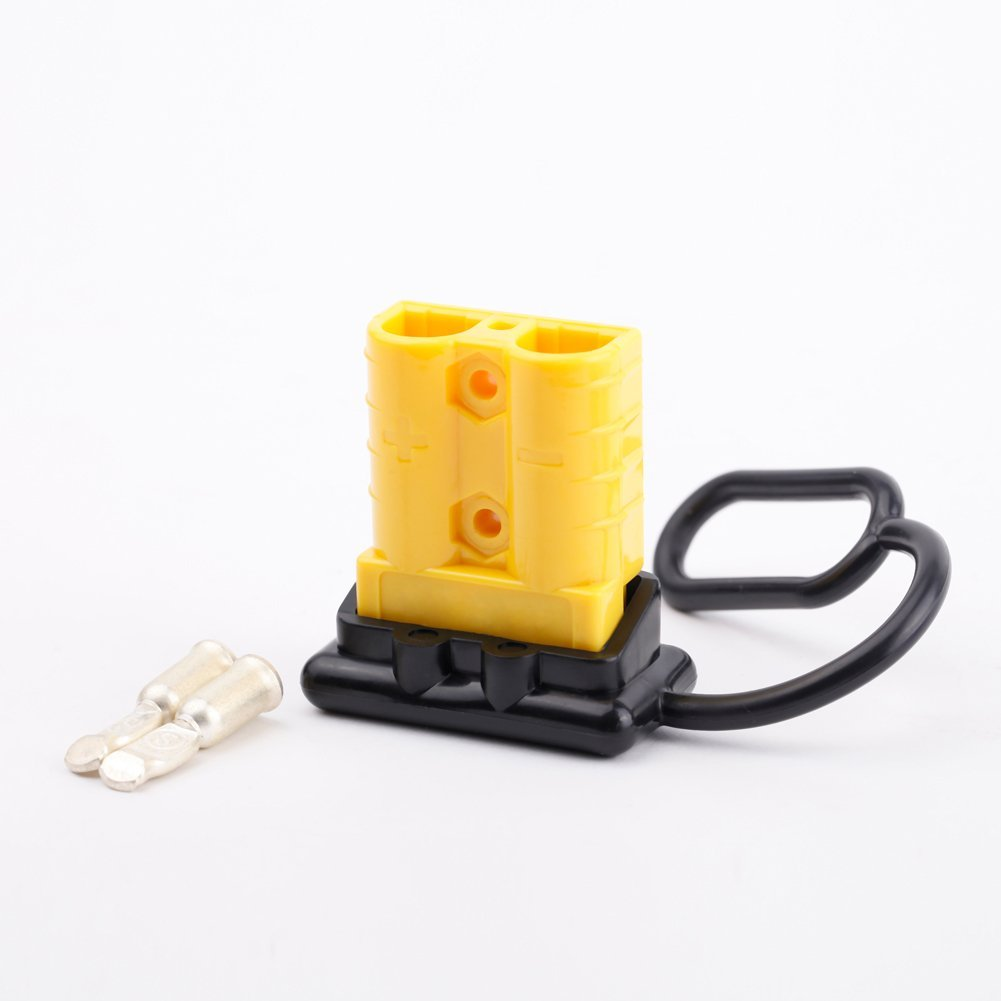 Cheap Quick Connect Battery Find Deals On Wire Harness Get Quotations Kkmoon 50a Disconnect Plug Winch Trailer Connector Kit Towing