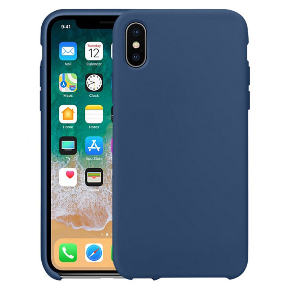 new style c535c b6863 2018 Best Selling Case Colorful Liquid Silicone Rubber Cell Phone Case For  Iphone X Mobile Back Covers - Buy 2018 Best Selling Case For Iphone X ...