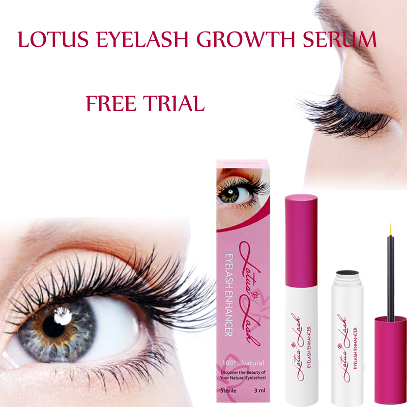 2017 Private Label Eyelash Growth Essence with Obvious Effect in 7 Days