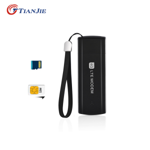 TianJie hot selling portable lte usb modem 150Mbps WCDMA GSM modem 4G dongle
