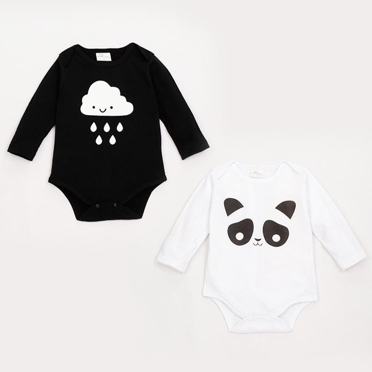boutique de nio ropa de beb onesie blanco normal de manga larga