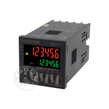 TMC7CX H7CX TMCON 6 digit 48*48mm lcd-scherm intelligente Digitale Multifunctionele Preset Counter Meter