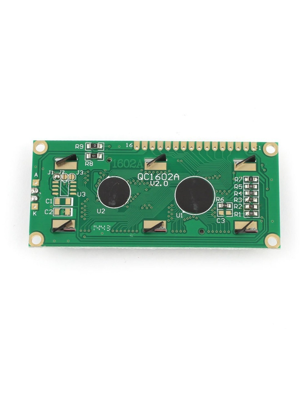 1602 Lcd Display 16 X 2 Lcd Screen Module Without Backlight