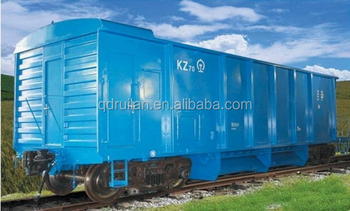 High quality Low Price Train carriage; Freight wagon for sale, Boxcar, China Professional Maufacturer