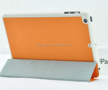 Hot sale stand protective leather case for ipad mini