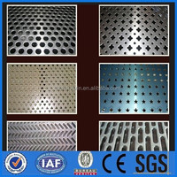 Perforated Mesh Type and perforated/punch Weave Style perforated sheet price