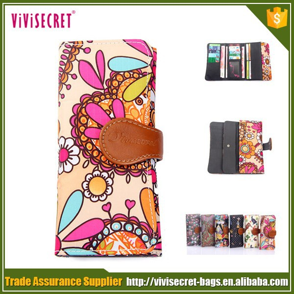online supply fashion beauty young girl card money coin clip wallet