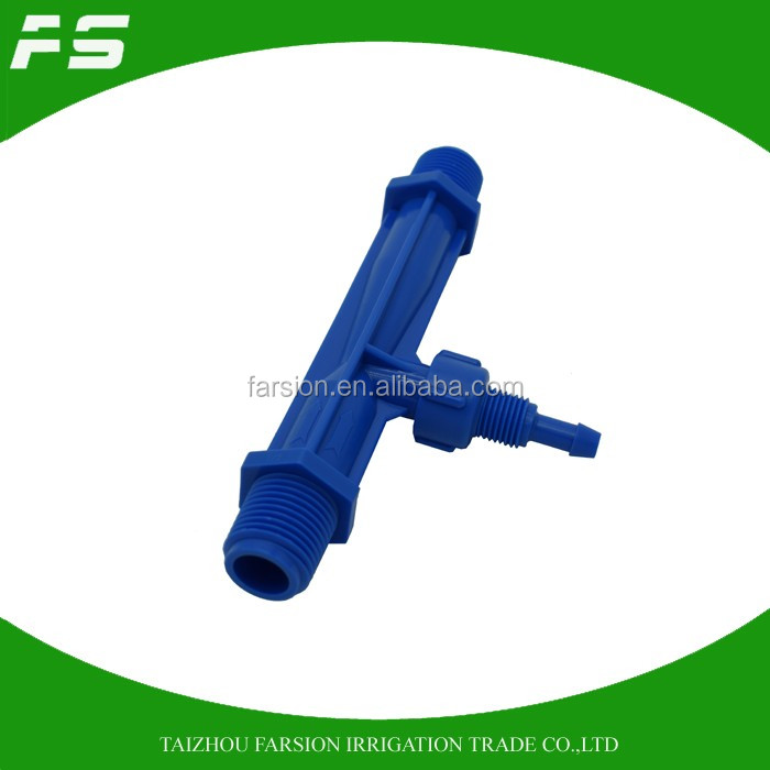 "Agriculture Farm Irrigation 1-1/2"" Fertilizer Venturi Injector"