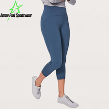 Anti-bacterial oem fitness gym clothes yoga pants, indian yoga clothing