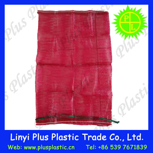 PP PE Onion Cabbage Potato Garlic Wood Mesh Bag Net Bags