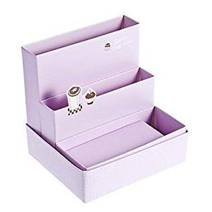 Kaifina Multifunctional Cosmetics Storage Box Folding Box